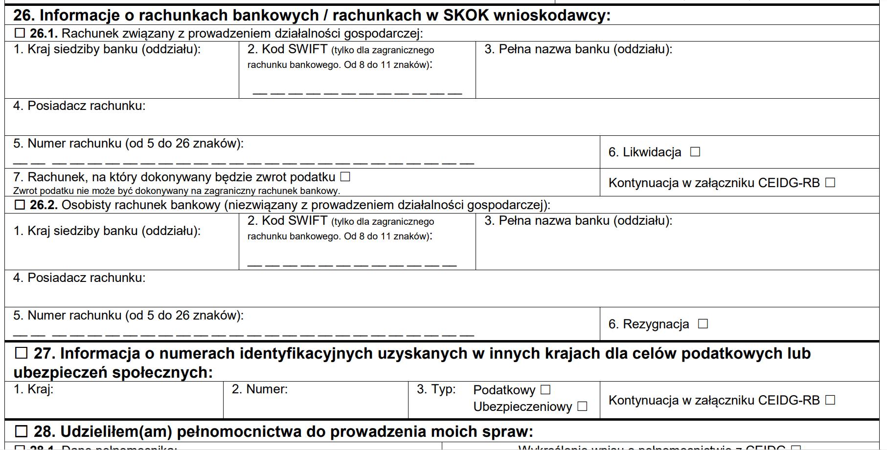 Jak się wpisać na białą listę VAT