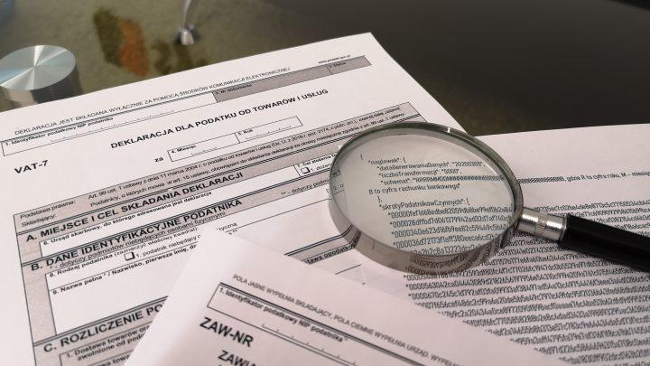 Biała Lista VAT - plik płaski - co zawiera